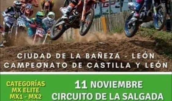 Circuito La Bañeza : El circuito u cla salgadau d de la bañeza acogerá la última prueba del